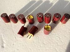 10x NOS ROE EK 47uF/25V ROEDERSTEIN vintage bakelite capacitors for audio