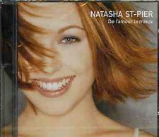 Natasha St-Pier - De L'amour Le Mieux [New CD]