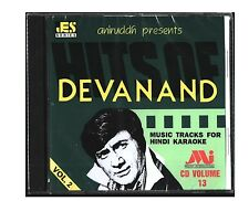 Aniruddh Presents Hits Of Dev Anand Vol 2 – Music Tracks For Hindi Karaoke