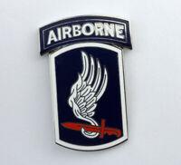 US ARMY 173rd Airborne Brigade Combat Team Badge Pin