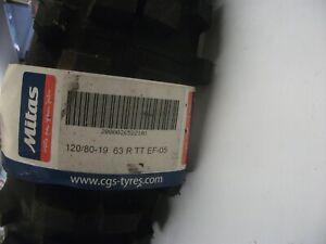 MITAS EF05 120/90/19 REAR TYRE