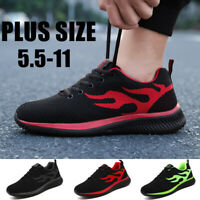 Men's Casual Running Shoes Lightweight Tennis Outdoor Breathable Sport Sneakers