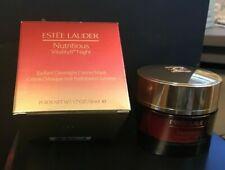 Estee Lauder Nutritious Vitality8 Night Radiant Overnight Creme/Mask 1.7 Oz. New