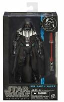 Hasbro Star Wars Black Series Darth Vader + LightSaber Action Figures Kids Toy