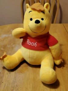 "Winnie the Pooh Fall Plush 12"""