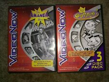 Lot of 2 - The Amanda Show And Fairly Odd Parents Discs
