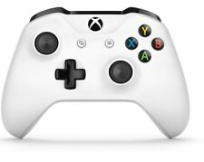 Genuine OEM Microsoft Xbox One Wireless Controller 1708 (White) 3.5mm Jack S X