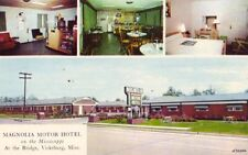 Magnolia Motor Hotel at the Bridge Vicksburg, Ms