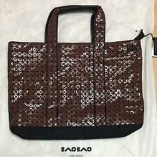 Baobao Issey Miyake Business Tote Bag Large 37x51x15cm Brand new from Japan U5