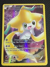 Pokemon TCG : XY PROMO MYTHICAL JIRACHI XY112 FULL ART RARE HOLO