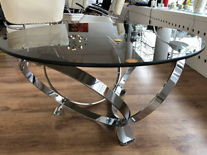 Couchtisch - Coffeetable Space Age Design Knut Hesterberg  70er
