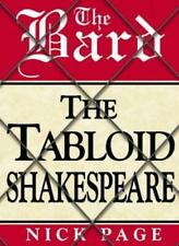 The Tabloid Shakespeare By Nick Page