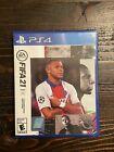 FIFA 21: Champion's Edition, Sony PlayStation 4, Kylian Mbappé, Soccer, Football