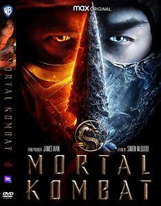Mortal Kombat (2021)D VD#775 612