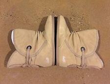DVS Shiloh Woman's Size 9 Tan Suede Snow Winter BMX Skate Sneaker Boots