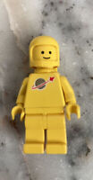 LEGO Vintage Yellow Classic Space Minifigure Spaceman