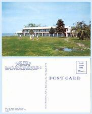 Lodge Epworth by Sea St Simons Island Georgia c1960s Building Methodist Postcard