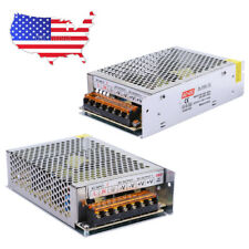 New DC 12V 8A 96W Universal Regulated Switching Power Supply Adapter AC 110-220V
