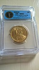 2008-D - Andrew Jackson - Dollar, ICG Certified MS-67, limited edition