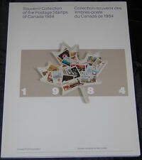 Canada MNH New Issues Souvenir Collection 1984