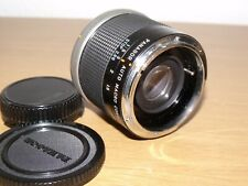 Panagor Auto Macro Converter + Case - Canon FD - Very Good Condition