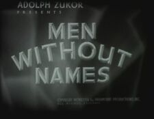 MEN WITHOUT NAMES 1935 (DVD) FRED MACMURRAY