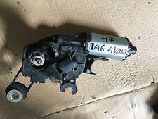 Heckwischermotor Audi A6 4F 4F9955711C