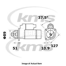 New Genuine MAHLE Starter Motor MS 283 Top German Quality