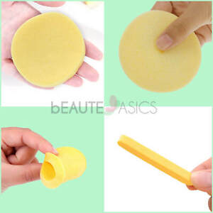24 Pcs Compressed Face Sponges for Makeup Removal, Facial Cleansing(S0001x2)