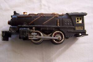 LIONEL # 262E PRE WAR STEAM ENGINE ONLY FOR PARTS OR RESTORATION