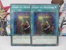 Yu-Gi-Oh! [SD] Serment de l'Archdémon : C SBCB-FR190 x2