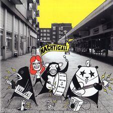 Frittenbude - Nachtigall - CD Album - ELECTRO POP BREAKBEAT