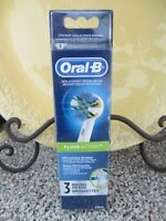 Oral-B Floss Action Brush Heads Refill 3 Count