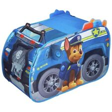 PAW PATROL CHASE'S TRUCK POP UP PLAY TENT POLICE CAR CHILDRENS