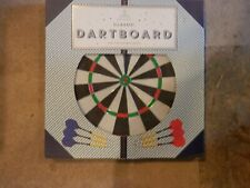 New listing NEW CLASSIC 18 ' DARTBOARD IN BOX- INSTITUTE OF GAMES AND PUZZLES