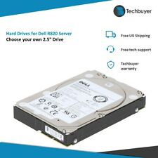 "2.5"" Sas Hard Drives for Dell R820 server"