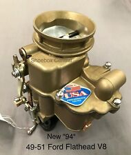 1949-1953 Ford Flathead V8 94 Carburetor New