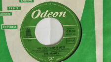 """THE BEATLES -All You Need Is Love- 7"""" 45"""