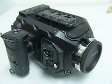 Filmkamera Blackmagic URSA mini 4K PL mit Shoulder-Kit - sehr gepflegt
