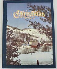 AMERICAN ANNUAL OF CHRISTMAS LITERATURE & ART MAGAZINE 1955 VOL.25 1ST EDITION