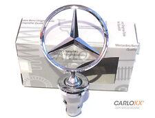 Mercedes-Benz Bonnet Stars Emblem W126 V126 S-CLASS A1248800086