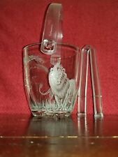 Ice Bucket Engraved Wildlife Lion