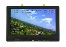 "TBS TEAM BLACKSHEEP 7"" HD DIVERSITY LCD FPV SCREEN WITH RSSI AND OSD ! LRS RC"