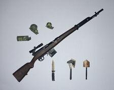 1:6 Scale Battle GUN WWII Weapon Model Samozaryadnaya Vintovka Tokareva 40 SVT40