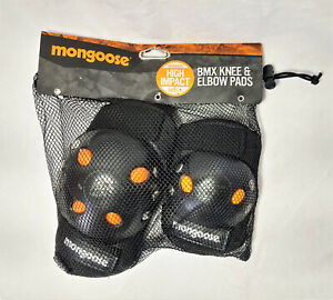 NEW Mongoose Youth BMX Knee & Elbow Pads