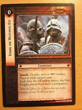 Lord of the Rings CCG Fellowship 1C281 Under the Watching Eye X2 LOTR TCG