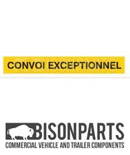 + Camion & Rimorchio Marcatore Board Convoi semplicemente in alluminio 1900x250MM BP76-179