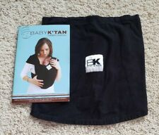 Baby K'tan Baby Carrier Solid Black