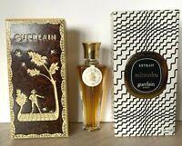 Guerlain Mitsouko Parfum  EXTRAIT 7.5 ml 0.25 fl.oz. Perfume NIB VINTAGE