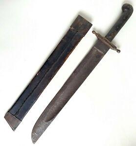 Austro-Hungarian Tesak Artillery Sword - Second Half 19th Century